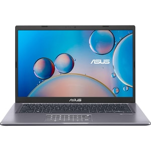 "Laptop ASUS X415EA-EB522, Intel Core i3-1115G4 pana la 4.1GHz, 14"" Full HD, 8GB, SSD 256GB, Intel UHD Graphics, Free Dos, gri"