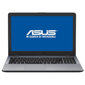 "Laptop ASUS X542UA-DM521, Intel® Core™ i5-8250U pana la 3.4GHz, 15.6"" Full HD, 4GB, 1TB, Intel® UHD Graphics 620, Endless"
