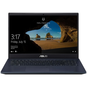 "Laptop Gaming ASUS X571GT-AL048, Intel Core i7-9750H pana la 4.5GHz, 15.6"" Full HD, 16GB, SSD 512GB + HDD 1TB, NVIDIA GeForce GTX 1650 4GB, Free DOS, negru"