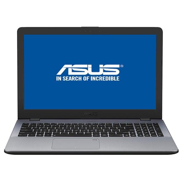"""Laptop ASUS X542UF-DM143, Intel Core i5-8250U pana la 3.4GHz, 15.6"""" Full HD, 8GB, SSD 256GB, NVIDIA GeForce MX130 2GB, Endless, Gri"""
