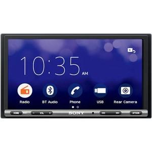 """Media receiver auto SONY XAV3500, 6.95"""" Touch, 4 x 55W, Bluetooth, USB"""