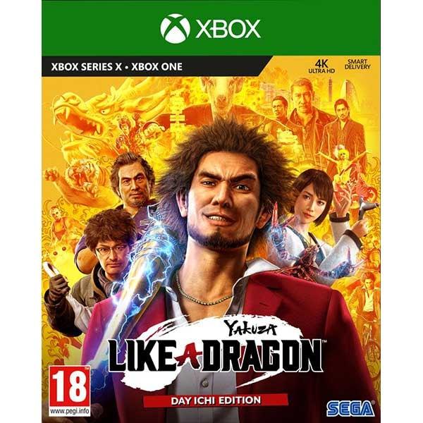 Yakuza: Like a Dragon Day One Edition Xbox One