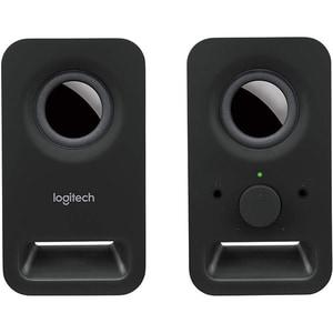Boxe LOGITECH Z150, 2.0, 3W, negru