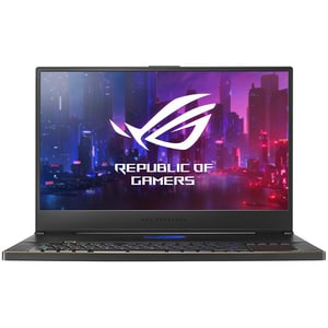 "Laptop Gaming ASUS ROG Zephyrus S17 GX701LXS-HG032, Intel Core i7-10875H pana la 5.1GHz, 17.3"" Full HD, 32GB, SSD 1TB, NVIDIA GeForce RTX 2080 Super 8GB, Free DOS, negru"