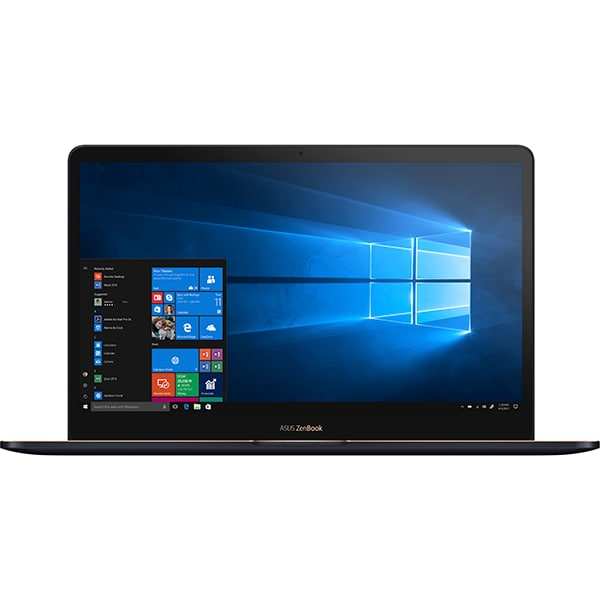 "Ultrabook ASUS ZenBook Pro UX550GD-BN017R, Intel Core i7-8750H pana la 4.1GHz, 15.6"" Full HD, 16GB, SSD 512GB, NVIDIA GeForce GTX 1050 4GB, Windows 10 Pro"