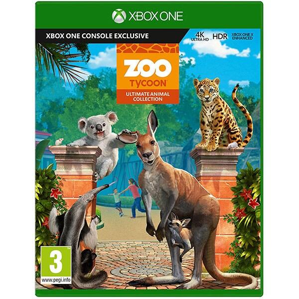 Zoo Tycoon: Ultimate Animal Collection Xbox One