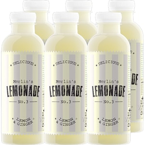Limonada NO. 3 Lemon&Ginger bax 0.6L x 6 sticle