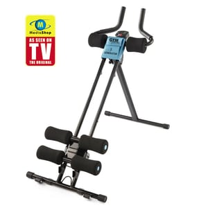Aparat fitness MEDIASHOP AB Generator, 5 trepte de intensitate