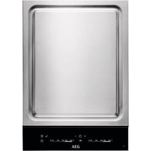 Plita incorporabila AEG HC452601EB, electrica, inox