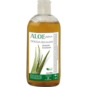 Gel de dus hidratant LA DISPENSA, cu Aloe Vera, 200ml