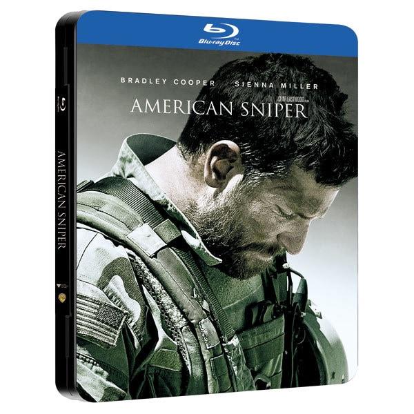 Lunetistul american Blu-ray