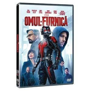 Omul-Furnica DVD