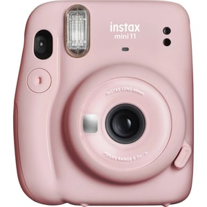 Aparat foto instant FUJI Instax Mini 11, roz