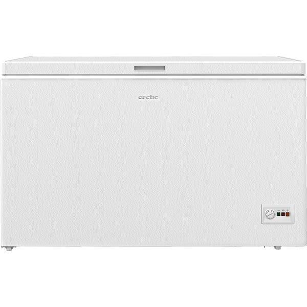 Lada frigorifica ARCTIC AO47P30, 451 l, H 86 cm, Clasa F, alb