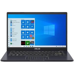 "Laptop ASUS E410MA-EB268T, Intel Celeron N4020 pana la 2.8GHz, 14"" Full HD, 4GB, SSD 256GB, Intel UHD Graphics 600, Windows 10 Home S, albastru"