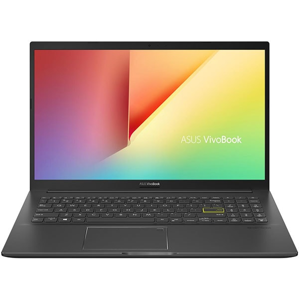 "Laptop ASUS VivoBook 15 K513EA-BQ659, Intel Core i3-1115G4 pana la 4.1GHz, 15.6"" Full HD, 8GB, SSD 256GB, Intel UHD Graphics, Endless OS, negru"