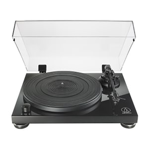 Pick-up AUDIO-TECHNICA AT-LPW50PB, RCA, negru