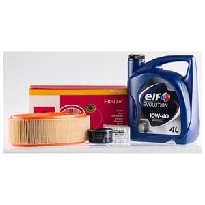Pachet schimb ulei Plus ELF pentru Renault Clio 1.4 Mpi
