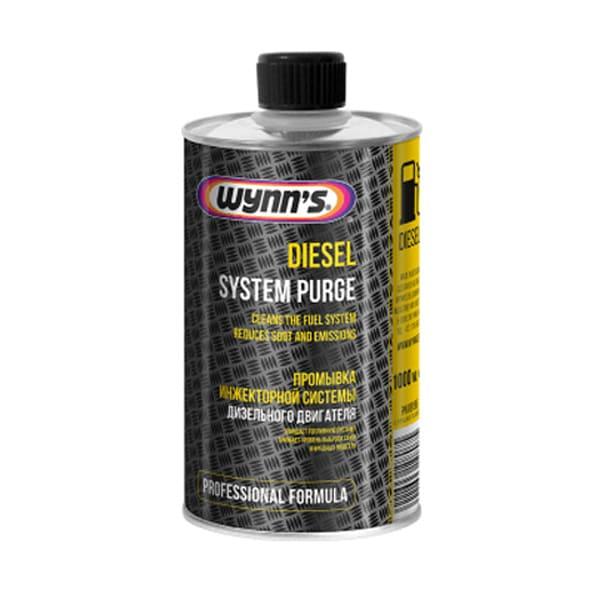 Solutie curatat sistemul de injectie Diesel WYNN'S WYN89195, 1l