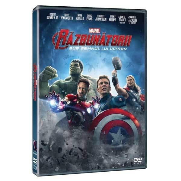 Razbunatorii 2 - Sub semnul lui Ultron DVD