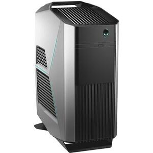 Sistem Desktop Gaming DELL Alienware Aurora R7, Intel Core i7-8700 pana la 3.6GHz, 16GB, 1TB + 256GB, NVIDIA GeForce GTX 1080 8GB, Windows 10 Pro