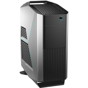 Sistem Desktop Gaming DELL Alienware Aurora R8, Intel Core i7-9700K pana la 3.9GHz, 16GB, 1TB + 512GB, NVIDIA GeForce RTX 2080OC 8GB, Windows 10 Pro/