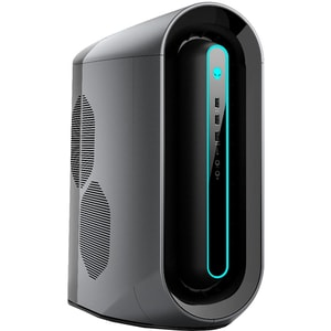 Desktop Gaming DELL Alienware Aurora R11, Intel Core i7-10700KF pana la 5.1GHz, 16GB, SSD 256GB, NVIDIA GeForce RTX 2070 Super 8GB, Windows 10 Pro, negru