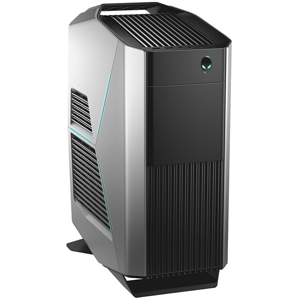 Sistem Desktop Gaming DELL Alienware Aurora R8, Intel Core i7-9700K pana la 3.9GHz, 32GB, 1TB + 512GB, NVIDIA GeForce RTX 2080OC 8GB, Windows 10 Pro