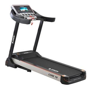 Banda de alergat electrica ORION Core Y8, viteza maxima 16km/h, greutate maxima 130kg, tableta android