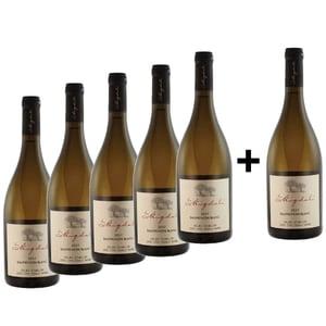 Vin alb sec La Migdali Sauvignon Blanc, 0.75L, 5+1 sticle