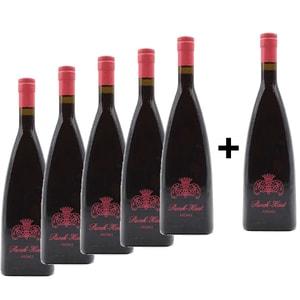 Vin rosu sec Chateau Puech Haut Prestige Argali Rosu 5+1, 0.75L