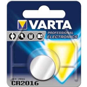 Baterie Litiu CR2016 VARTA, 3V