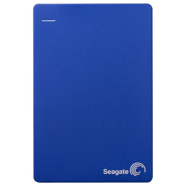 Hard Disk Drive portabil SEAGATE Backup Plus STDR1000202, 1TB, USB 3.0, albastru