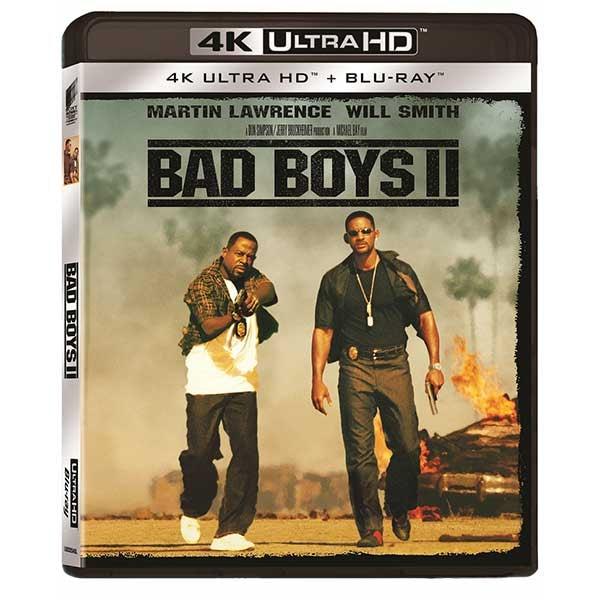 Baieti rai II  UHD 2 Blu-ray