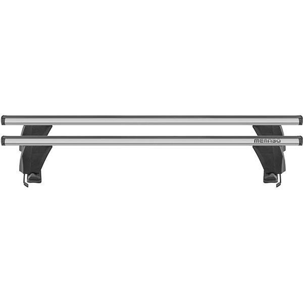 Bare transversale MENABO Delta, Volkswagen T-Cross (1C), 5 usi, 2018-Prezent, 137 cm
