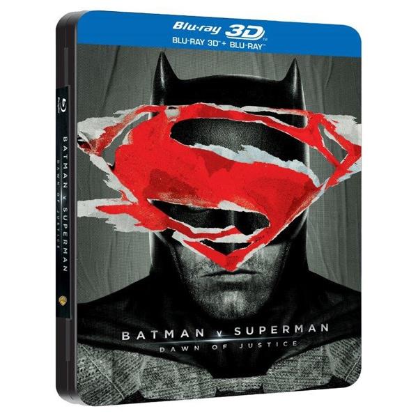 Batman vs. Superman: Zorii dreptatii Blu-ray 3D