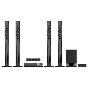 Sistem Home Cinema Blu-ray 3D SONY BDV-N9200WB, 5.1, 1200W, Wi-Fi, Bluetooth, NFC, Dolby, DTS, negru