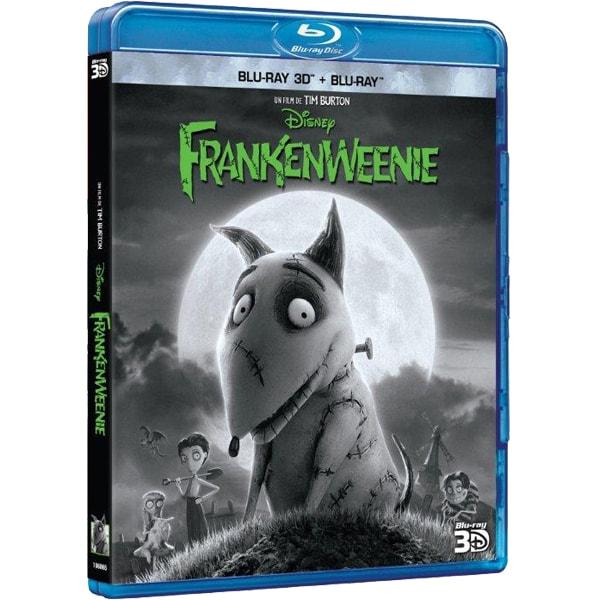 Frankenweenie Blu-ray 3D + 2D