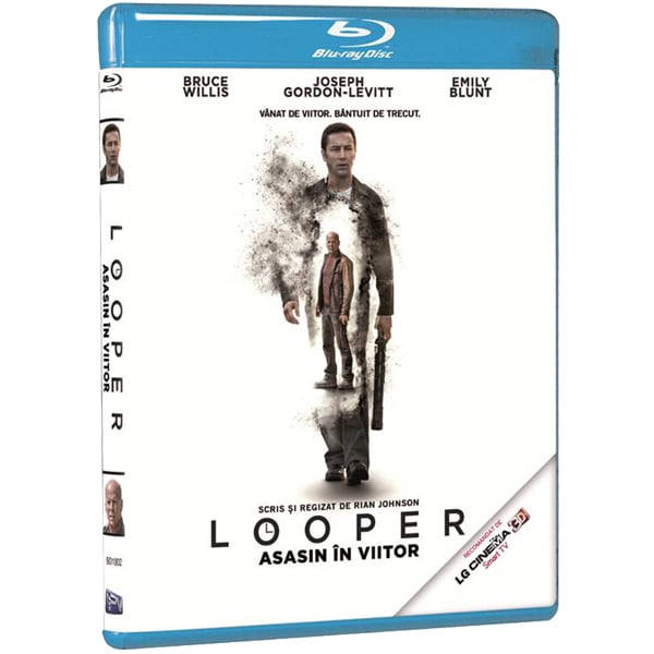 Looper - Asasin in viitor Blu-ray