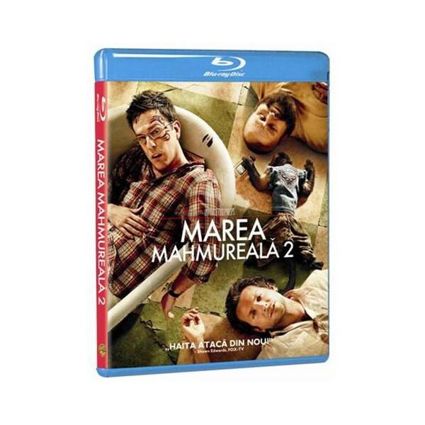 Marea mahmureala 2 Blu-ray