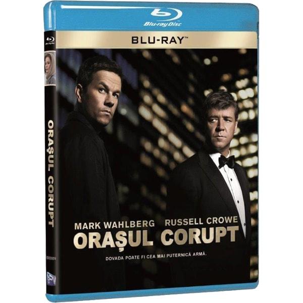 Orasul corupt Blu-ray
