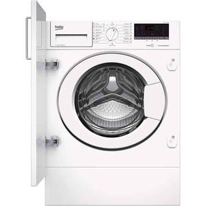 Masina de spalat rufe incorporabila BEKO WITC7612B0W, 7kg, 1200rpm, Clasa C, alb
