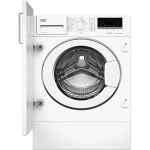Masina de spalat rufe incorporabila BEKO WITV8712X0W, 8kg, 1400rpm, Clasa C, alb