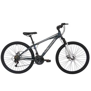 """Bicicleta de munte VELORS V2610A 26"""", Otel, gri-argintiu"""