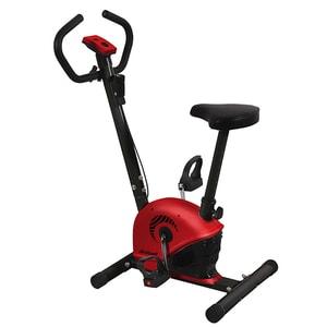 Bicicleta fitness AB FI MB1.3, 10 trepte, greutate maxima 100kg, rosu