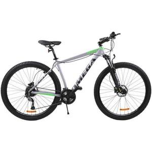 "Bicicleta Mountain Bike Omega Spark, 27.5"", gri"