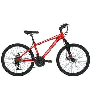 "Bicicleta de munte VELORS V2610A 26"", Otel, rosu-alb"