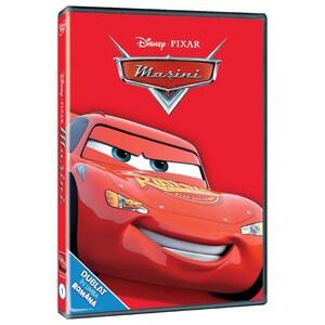 Colectie Disney PIXAR - Masini DVD