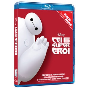 Big Hero 6 - Cei 6 super eroi Blu-ray
