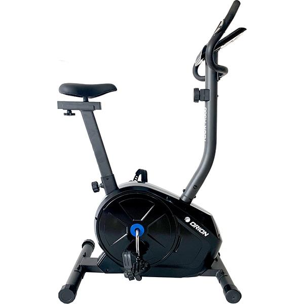Bicicleta magnetica ORION Tour M500, volanta 6kg, greutate suportata 120kg, 8 trepte, negru